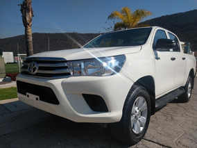 Toyota Hilux 2.7 Cabina Doble At 2018