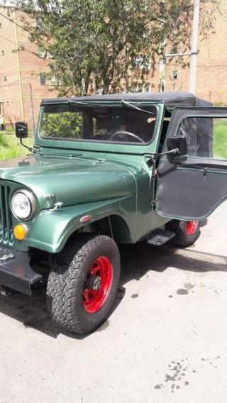 Jeep Willys Min Guerra 1955 2021