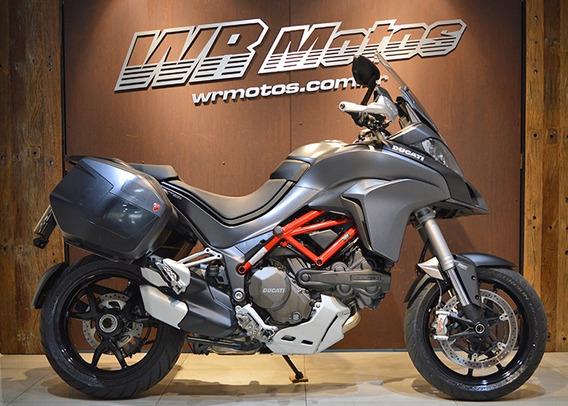 Ducati Multistrada 1200 S Touring 1198cc