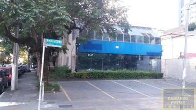 Ótimo Imóvel De Esquina A 100 Metros Da Avenida Faria Lima. - Eb85454