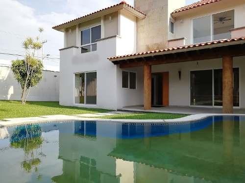 Casa Nueva Vista Hermosa En Esquina Grande Jardin Alberca