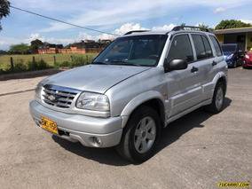 Chevrolet Grand Vitara 2.5 L Mt 2000cc 5p