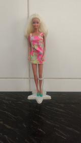 Boneca Antiga Barbie Estrela Charme Tropical