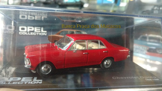 Miniatura Chevrolet Opala 1968 Da Opel Collection.