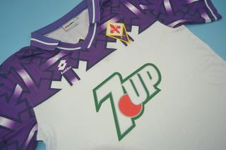 Camisa Fiorentina 1992-93 Batistuta 9 Seria A