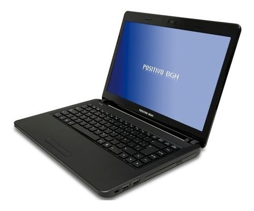 Notebook Positivo Bgh Core I3 4gb Ssd240gb Hdmi Con Garantia
