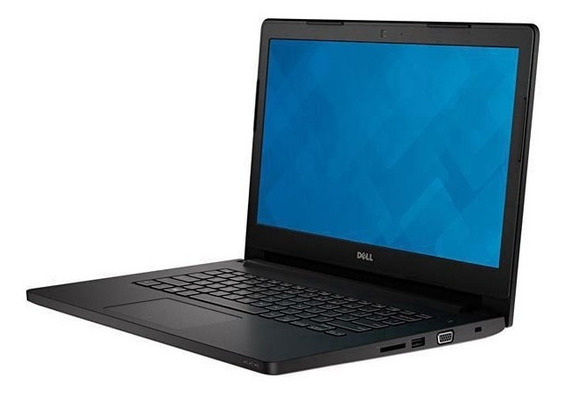 Notebook Dell Latitude 3480 I5-7200u 8gb Ssd 256gb 14