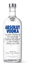 Absolut Vodka Original Sueca - 1l