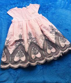 Vestido Milon 4 Anos