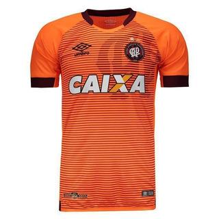 Camisa Umbro Atlético Paranaense Ii 2017 N° 10