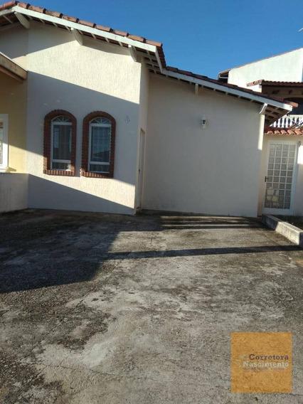 Casa Com 2 Dormitórios À Venda, 130 M² Por R$ 290.000,00 - Parque Califórnia - Jacareí/sp - Ca1564