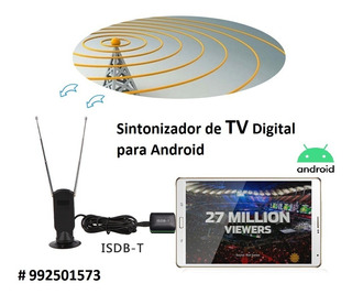 Sintonizador Tv Digital Para Android