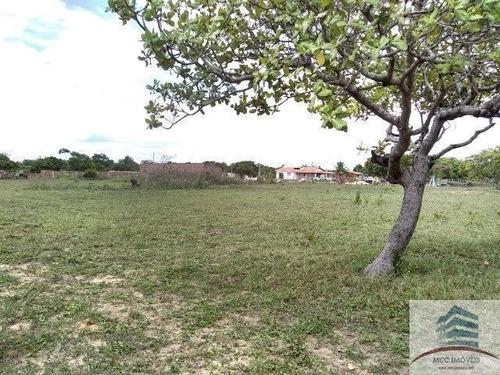 Terreno De 7000m² A Venda No Povoado Mendes, São José De Mip