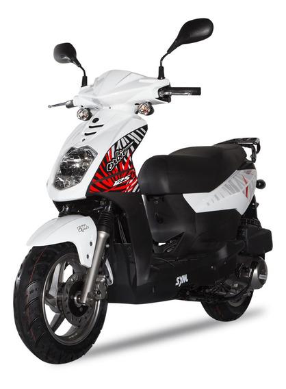 Moto Scooter Sym Orbit 125