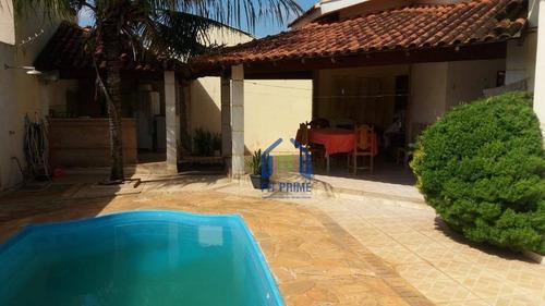 Casa Com 3 Dormitórios À Venda, 244 M² Por R$ 450.000,00 - Jardim Nazareth - São José Do Rio Preto/sp - Ca1901