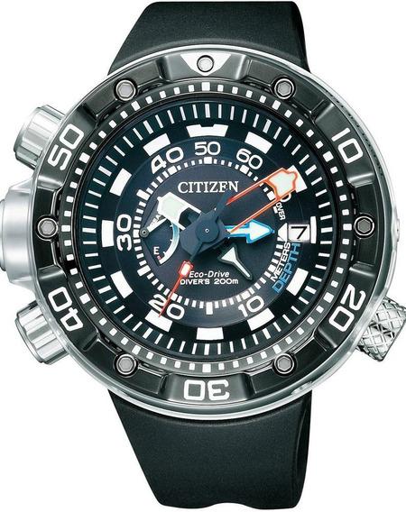 Relógio Citizen Aqualand Eco Drive Marine Tz30633n