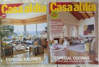 Combo De Revistas De Decoración Casas Al Día