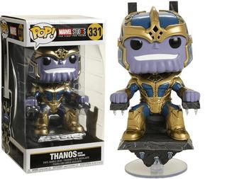 Funko Pop Marvel Studios Thanos With Throne 331 Original