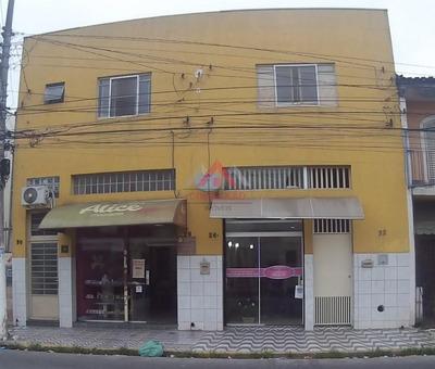 Prédio Comercial À Venda, Centro, Suzano. - Pr0016