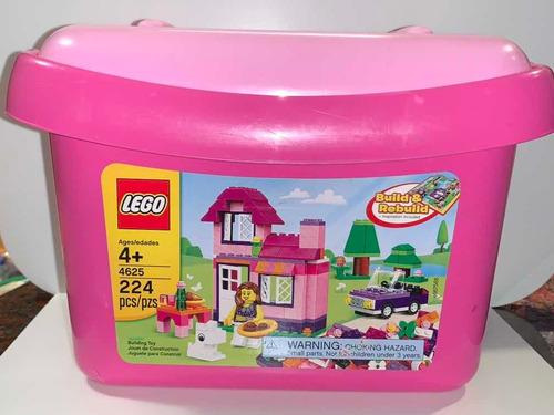 Lego Build And Rebuild Nenas