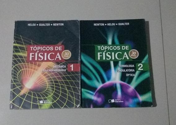 Ime Ita Livro Tópicos De Física 1 E 2