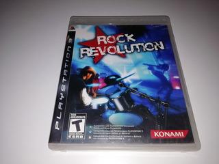 Rock Revolution Ps3 Play Station 3