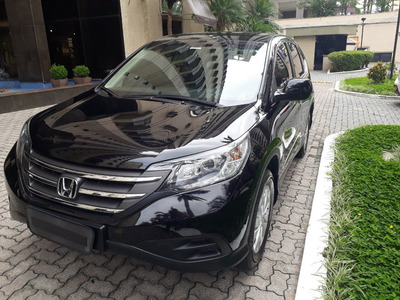 Honda Cr-v 2.0 Lx 4x2 Flex Aut. 5p 2014