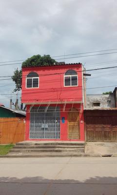 Vivienda Con Local Comercial Y/o Oficina, Deposito