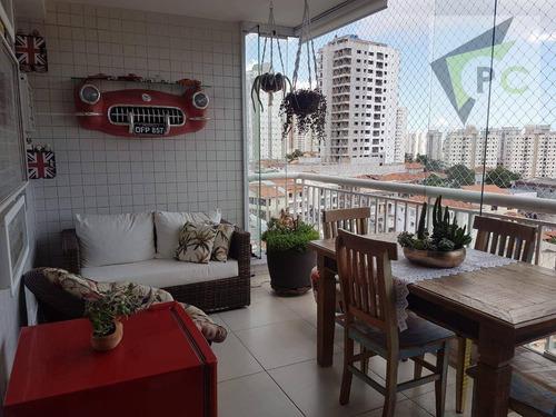 Imagem 1 de 13 de Apartamento Com 2 Dormitórios À Venda, 92 M² Por R$ 795.000 - Lauzane Paulista - São Paulo/sp - Ap0591