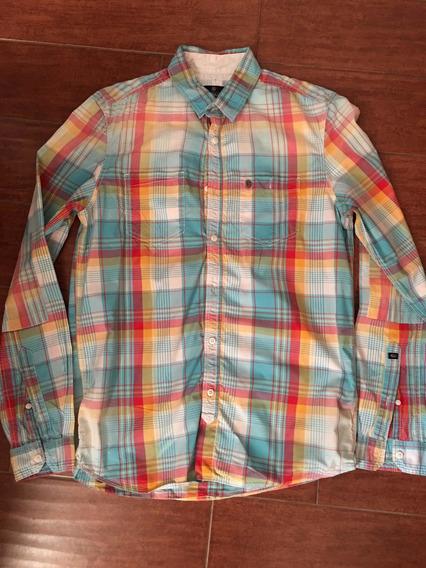 Camisa Buffalo David Bitton
