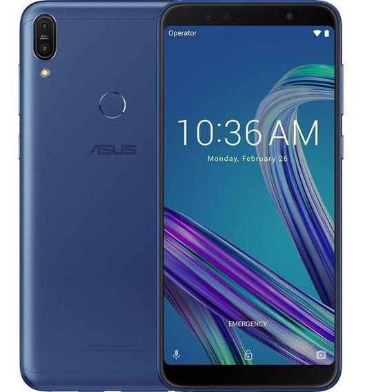 Celular Asus Zenfone Max Pro M1 32gb 6 3gb 13mp+5mp Azul