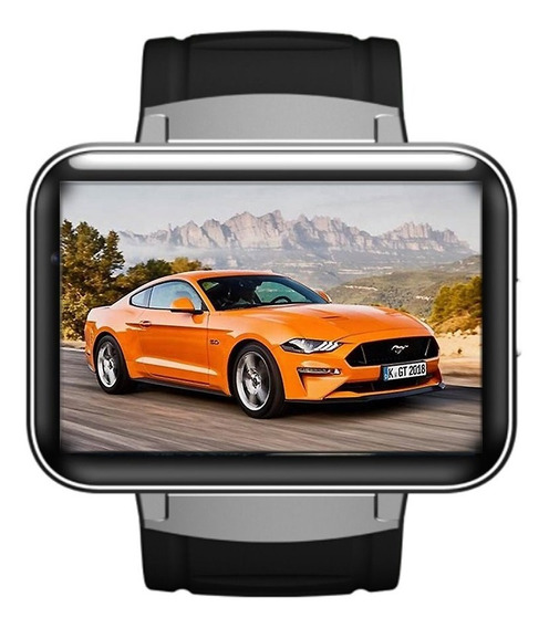 Smart Watch Dm98 Phone Cámara Gps Touch Reloj Inteligent 4gb