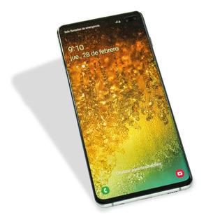 Samsung Galaxy S10+ Plus 128gb/8gb Ram Libre Estuche Libre