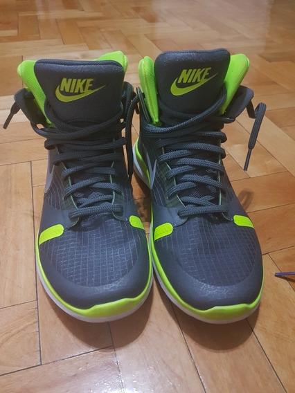 Zapatillas Nike Como Nuevas. Botitas. Talle 36.5