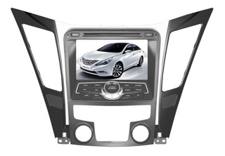 Central Multimidia Hyundai Sonata 2012 Gps Dvd Bt Cam Re Tv
