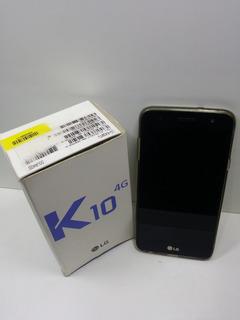 Celular LG K10 Power Indigo Muito Bom Usado Seminovo
