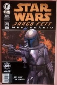 Star Wars - Jango Fett - Mercenário - Hq