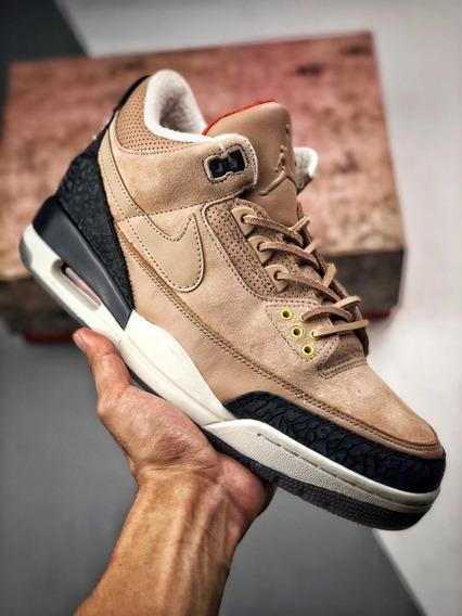 Zapatillas Nike Air Jordan 3 Retro - Jth Bio Beige