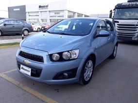 Chevrolet Sonic 1.6 Ltz Color Celeste Año 2013