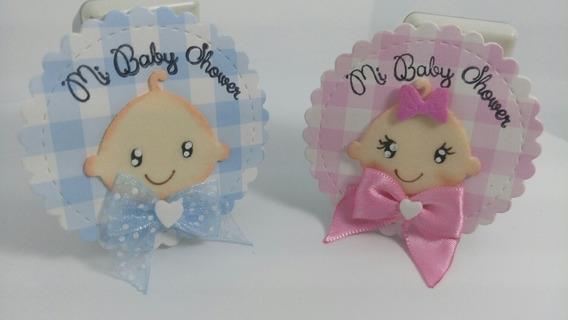 Baby Shower Recuerdos Bebé Niño O Niña 12pz Distivos