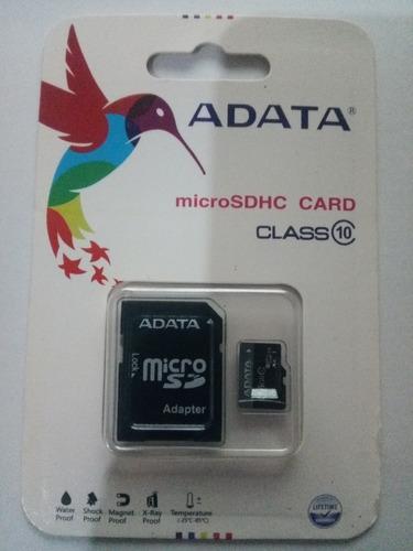 Cartão De Memória Micro Sd Adata 256gb Tf + Adaptador / R111