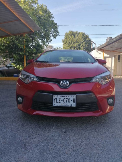 Toyota Corolla 2015 1.8 Base L4 At