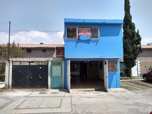 Casa Sola En Venta Unidad Hab Geovillas De Sta Barbara