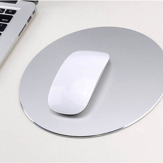 Junto Mouse Pad, Mouse Pad, Acessrio Computador, Prata