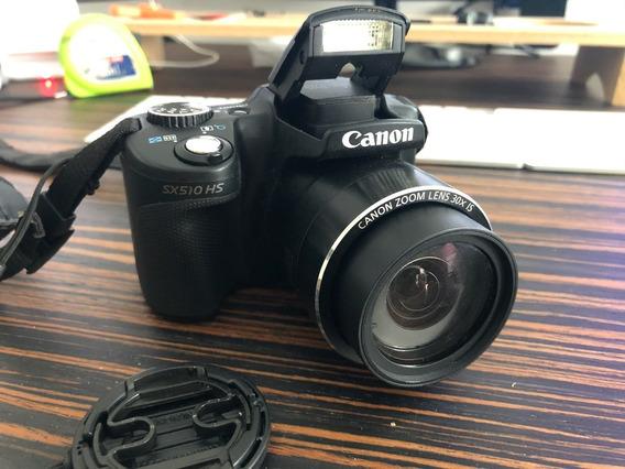 Câmera Canon Power Shot Sx510hs