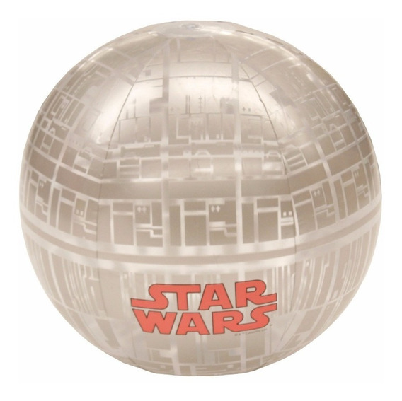 Bestway Pelota De Playa - Star Wars Blanco Bw-91205