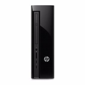 Cpu Desktop Hp Intel Dual Core N3050 4gb Hd 500gb Promoção