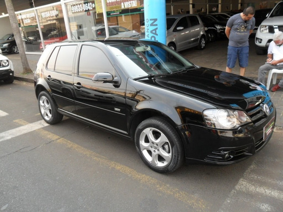 Volkswagen Golf Tech 1.6 Preto 2009