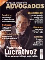 Lote Revista Negócios Advogados - 12 Primeiras Edições