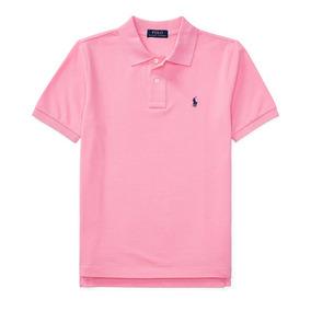 Polo Ralph Lauren Niño Camisa Rosa